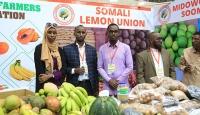 Somali'nin ilk tarım fuarı açıldı