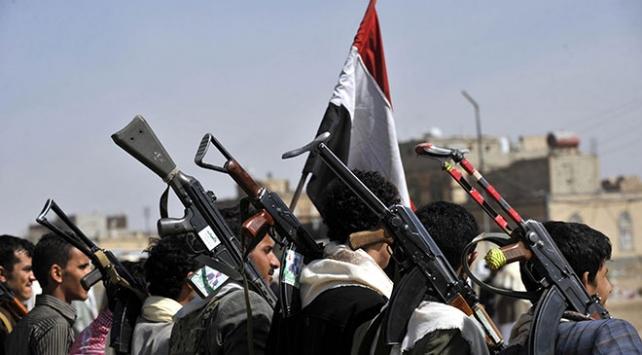 Yemende 9 Husi öldürüldü