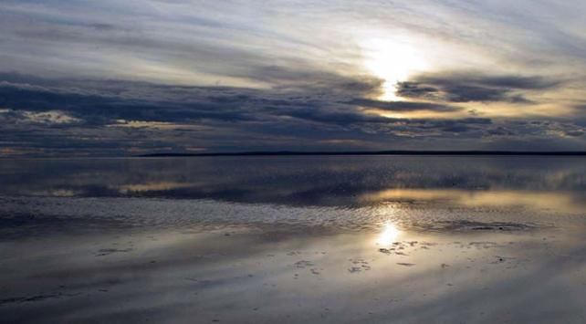 Tuz Gölü suya kavuştu