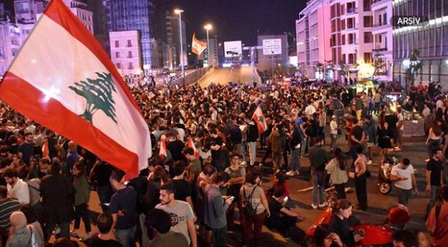 Lübnanda protesto gösterilerinde gerginlik: Onlarca kişi yaralandı