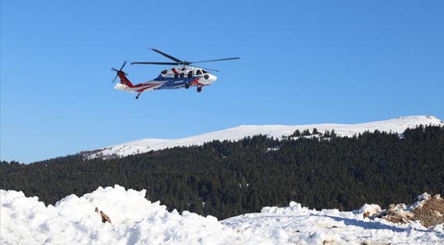 Kayıp dağcılar 14 gündür aranıyor
