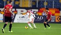Göztepe'nin 5 maçlık yenilmezlik serisi sona erdi