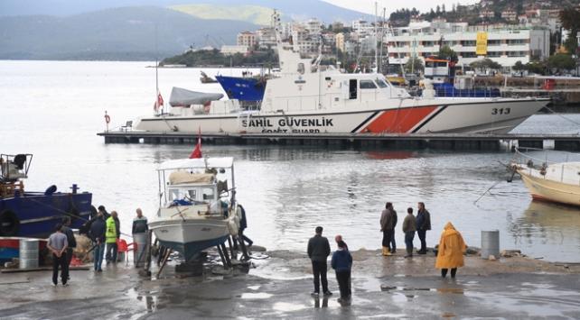 Fırtınada kaybolan balıkçının cansız bedeni bulundu