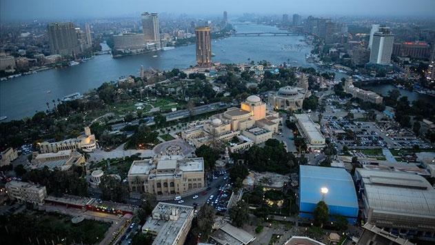 Libyanın Kahire Büyükelçiliği Mısırdaki faaliyetlerini askıya aldı