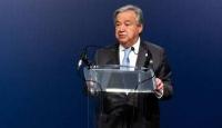 Guterres: Uluslararası toplum iklim değişikliğiyle mücadelede önemli bir fırsatı kaçırdı