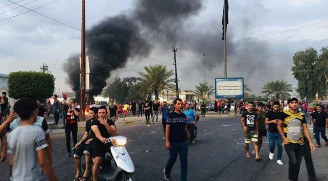 Irakta hükümet karşıtı gösterilerde 48 protestocu kayboldu