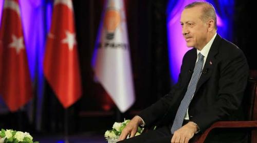 Cumhurbaşkanı Erdoğan: Libya mutabakatı Sevr'in ters yüz edilmesidir