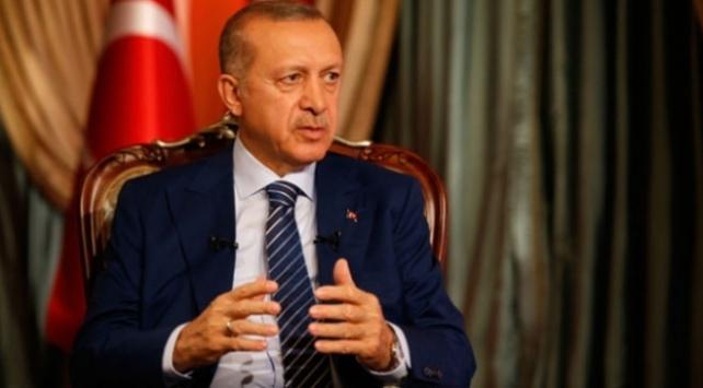 Cumhurbaşkanı Erdoğandan Larkin açıklaması