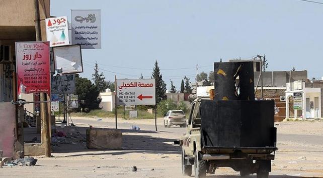Libyada Misrata kenti Haftere karşı seferberlik ilan etti