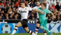 Real Madrid, deplasmanda Valencia ile berabere kaldı