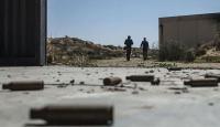 Libya'da BAE SİHA'ları Misrata Hava Harp Okulu'nu bombaladı