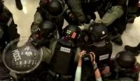 Kritik toplantı öncesi Hong Kong'da tansiyon yükseldi