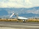 KKTC'ye inen ilk İHA Doğu Akdeniz'deki görev uçuşuna başladı