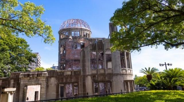 Hiroşimada atom bombasının yıkamadığı binalar yıkılacak