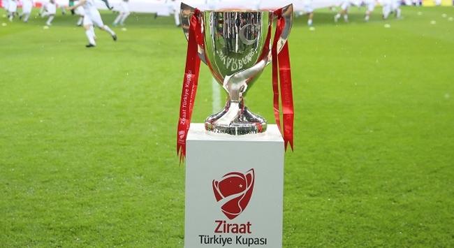 Ziraat Türkiye Kupasında 5. tur heyecanı