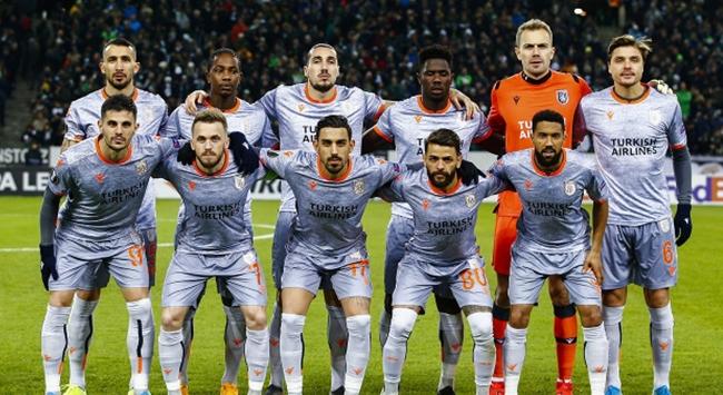 Medipol Başakşehirin Avrupa Ligindeki rakibi belli oldu
