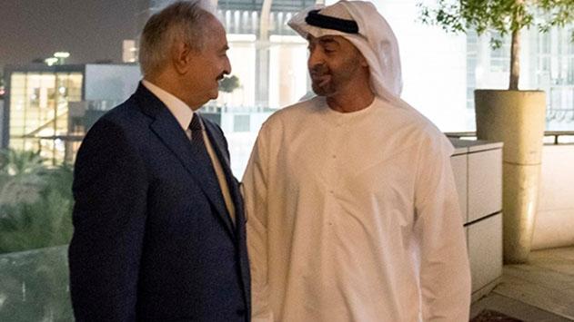 BM: BAEli firma Libyaya silah ambargosunu deldi