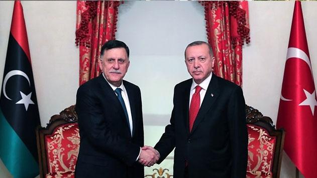 Libya ile askeri iş birliği mutabakatı komisyondan geçti