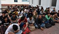 Kırklareli'nde 298 düzensiz göçmen yakalandı