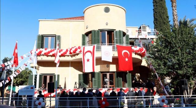 TİKAnın 62nci yurt dışı ofisi Lefkoşada açıldı