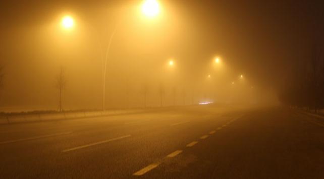 Ankara sisle kaplandı