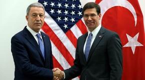 ABD Savunma Bakanı Esper, Milli Savunma Bakanı Akar ile İncirlik'i görüşecek