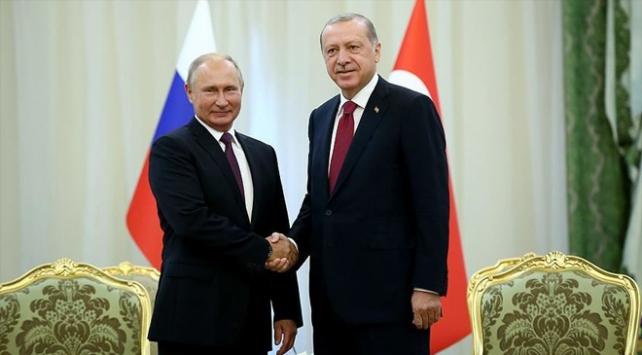 Cumhurbaşkanı Erdoğan ve Putin ocakta Libyayı görüşecek