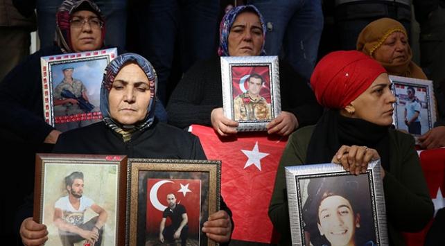 Diyarbakır annelerinin evlat nöbeti 106. gününde