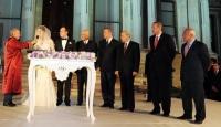 Erdoğan ve Bahçeli Nikah Töreninde Buluştu