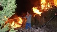 Balıkesir'de Orman Yangınları