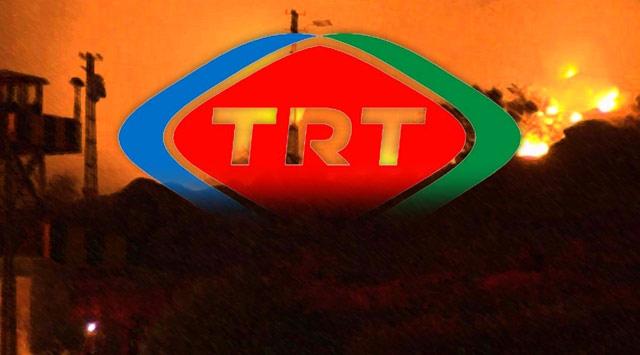 Yürekleri Yakan Acıya TRT de Ortak Oldu