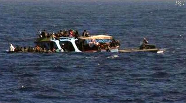 Bir Göçmen Teknesi Faciası Daha: Onlarca Kişi Kayıp