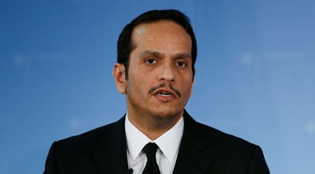 Katar Dışişleri Bakanı: Kriz zamanında kapılarını bize açan ülkelere sırtımızı dönmeyeceğiz