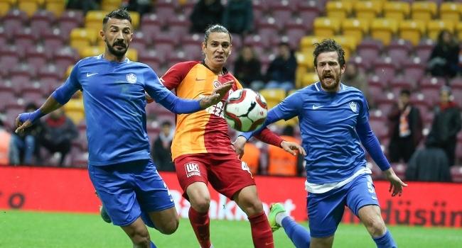 Galatasaray kupada tur atladı