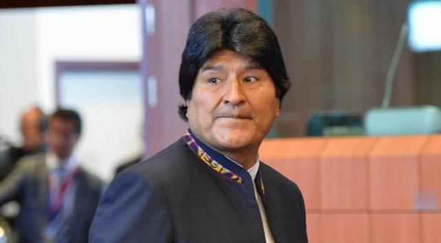 Morales seçimlerde aday olmayacak