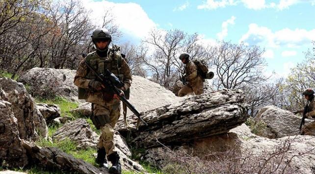 Bitlis ve Siirtte Kıran-8 Sehi Ormanları Operasyonu başlatıldı