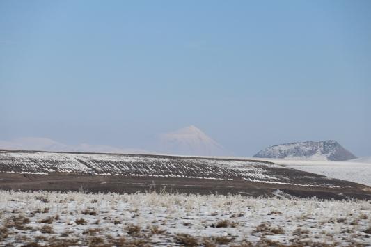 Doğu Anadoluda gece en düşük sıcaklık Ardahanda ölçüldü