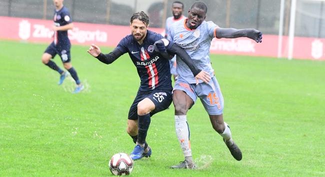 Başakşehir kupada Hekimoğlu Trabzonu ağırlayacak