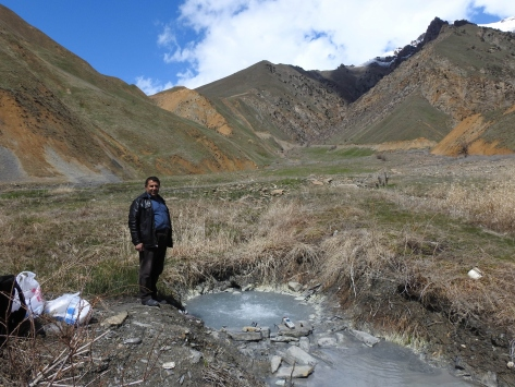 Hakkarinin jeotermal potansiyeli belirleniyor