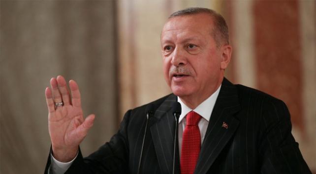 Cumhurbaşkanı Erdoğan: Libya mutabakatı Sevrin ters köşe edilmesidir