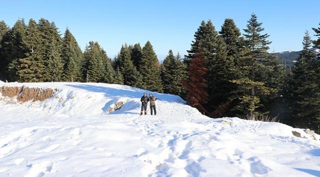 Uludağda kaybolan 2 dağcının cansız bedeni bulundu