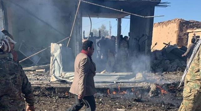 Rasulaynda bombalı araç saldırısı: 1 ölü, 26 yaralı