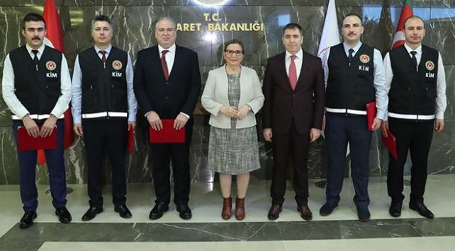 """İstanbulda rekor uyuşturucu ele geçiren """"KİM"""" ekibine ödül"""