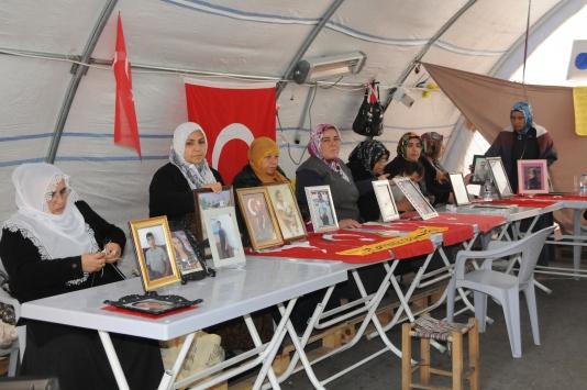 """""""Diyarbakır anneleri""""nin evlat nöbeti 107nci gününde"""