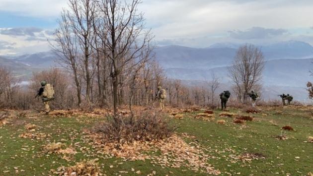 Kıran operasyonlarında 139 terörist etkisiz hale getirildi