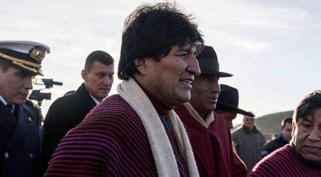 Bolivyada Morales ve Yarwi için yakalama kararı çıkarıldı