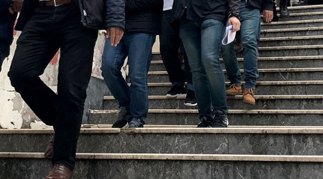 Mersinde torbacı operasyonunda 14 kişi tutuklandı