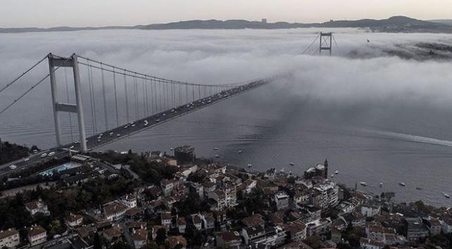 Marmara Bölgesinde parçalı ve az bulutlu hava hakim olacak