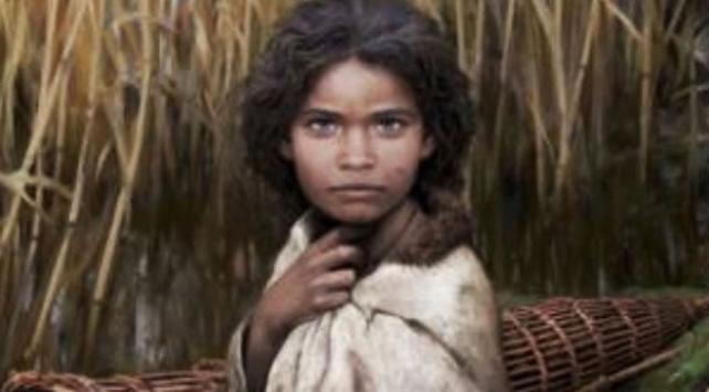 5 bin yıl önce yaşamış genç kızın görüntüsü çiğnediği sakızdan belirlendi