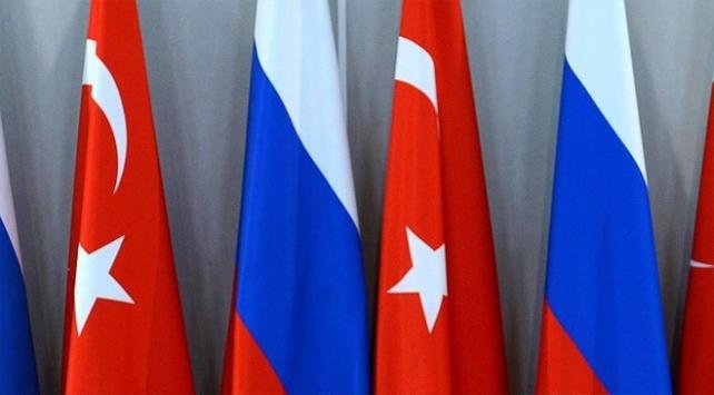 Türk ve Rus heyetler Moskovada bir araya gelecek